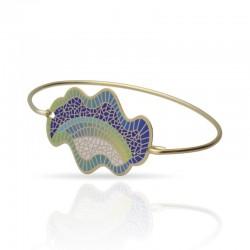 bracelet fin inspiré Gaudi