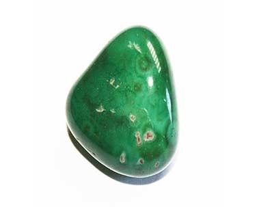 pierre brute Agathe verte