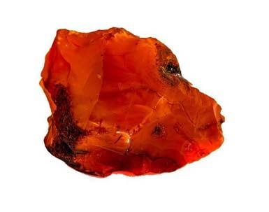 pierre brute Cornaline