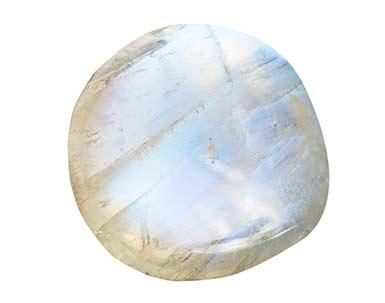 pierre brute Pierre de lune