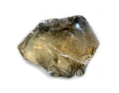 pierre brute Quartz fumé